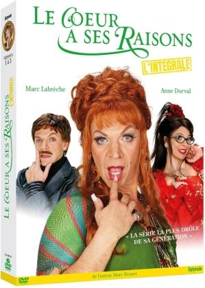 Le coeur a ses raisons - L'intégrale - Saisons 1-3 (3 DVDs)
