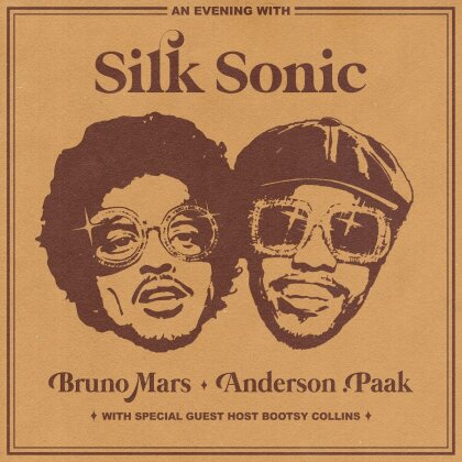Bruno Mars & Anderson .Paak - An Evening With Silk Sonic