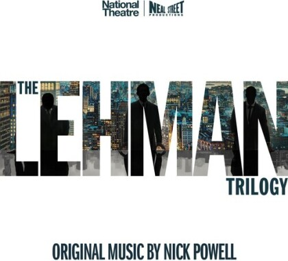 Candida Caldicot & Nick Powell - Lehman Trilogy