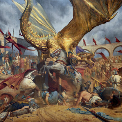 Trivium - In The Court Of The Dragon (LP)