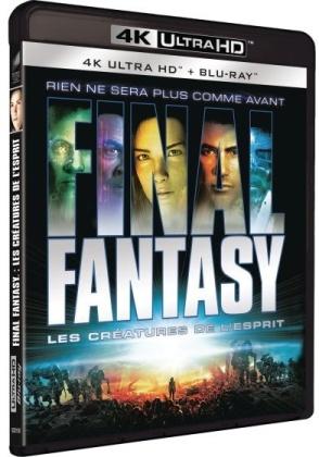 Final Fantasy - Les créatures de l'esprit (2001) (4K Ultra HD + Blu-ray)