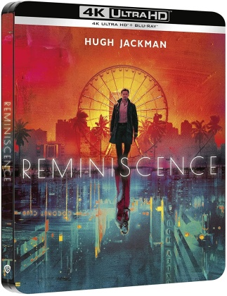 Frammenti dal passato - Reminiscence (2021) (Steelbook, 4K Ultra HD + Blu-ray)