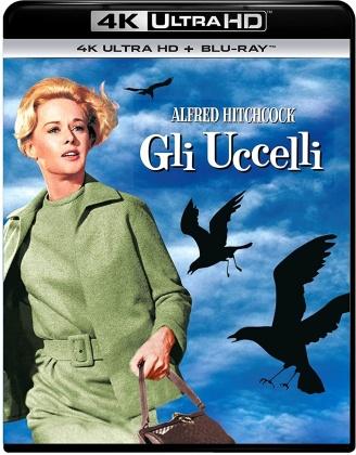 Gli Uccelli (1963) (4K Ultra HD + Blu-ray)