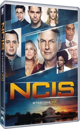 NCIS - Stagione 17 (5 DVDs)