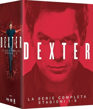 Dexter Collection - Stagioni 1-8 (Neuauflage, 35 DVDs)