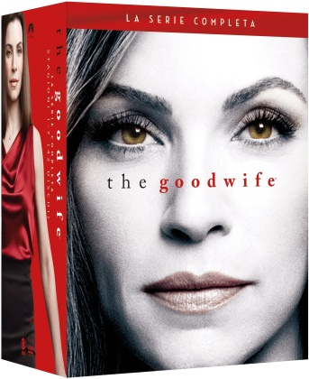 The Good Wife - La Serie Completa, Stagioni 1-7 (Neuauflage, 42 DVDs)