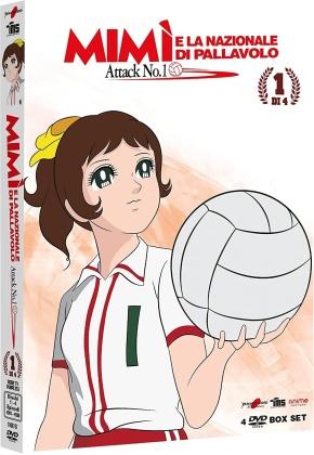 Mimì e la nazionale di pallavolo - Vol. 1 (4 DVD)