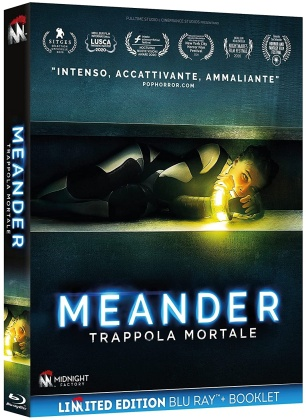 Meander - Trappola mortale (2021) (Midnight Factory, Limited Edition)
