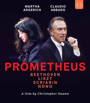 Martha Argerich & Claudio Abbado - Prometheus - Musical Variations on a Myth