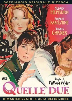 Quelle due (1961) (Newly Remastered, Doppiaggio Originale D'epoca, s/w)