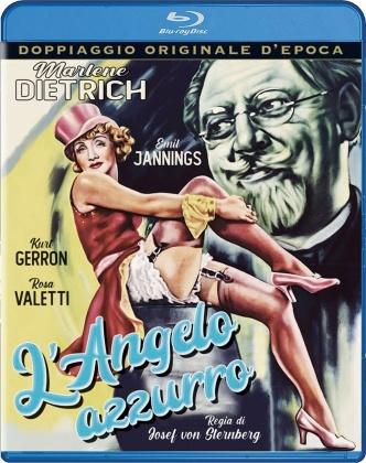 L'angelo azzurro (1930) (Doppiaggio Originale D'epoca, s/w)