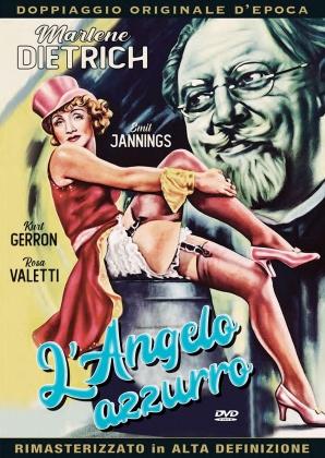L'angelo azzurro (1930) (Doppiaggio Originale D'epoca, HD-Remastered, s/w, Neuauflage)