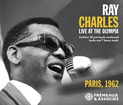 Ray Charles - Live At The Olympia, Paris 1962 (3 CDs)