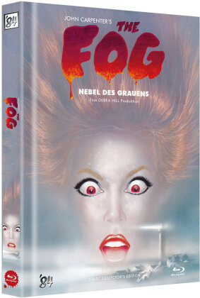 The Fog - Nebel des Grauens (1980) (Cover B, Limited Edition, Mediabook, 2 Blu-rays)