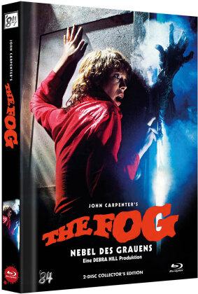 The Fog - Nebel des Grauens (1980) (Cover E, Limited Edition, Mediabook, 2 Blu-rays)