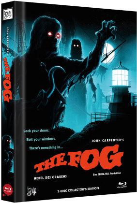 The Fog - Nebel des Grauens (1980) (Cover F, Limited Edition, Mediabook, 2 Blu-rays)
