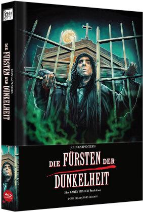 Die Fürsten der Dunkelheit (1987) (Cover A, Wattiert, Limited Edition, Mediabook, 2 Blu-rays)
