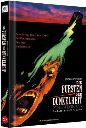 Die Fürsten der Dunkelheit (1987) (Cover B, Limited Edition, Mediabook, 2 Blu-rays)