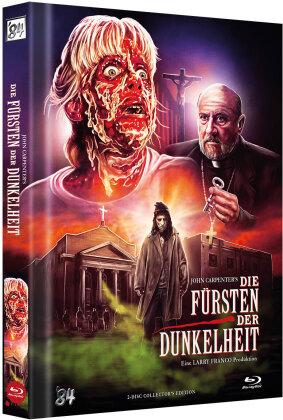 Die Fürsten der Dunkelheit (1987) (Cover C, Edizione Limitata, Mediabook, 2 Blu-ray)