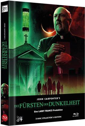 Die Fürsten der Dunkelheit (1987) (Cover D, Edizione Limitata, Mediabook, 2 Blu-ray)