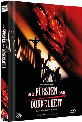 Die Fürsten der Dunkelheit (1987) (Cover E, Limited Edition, Mediabook, 2 Blu-rays)