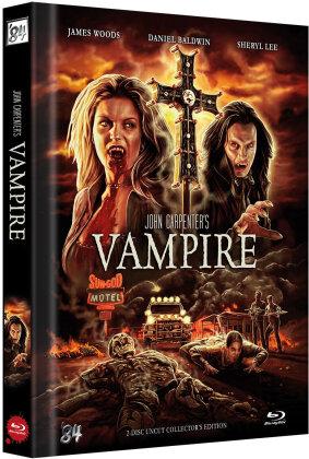 John Carpenters Vampire (1998) (Cover B, Limited Edition, Mediabook, Blu-ray + DVD)