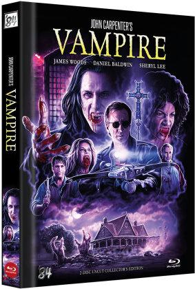 John Carpenters Vampire (1998) (Cover C, Limited Edition, Mediabook, Blu-ray + DVD)