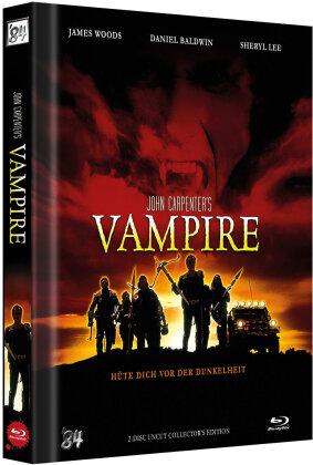 John Carpenters Vampire (1998) (Cover D, Limited Edition, Mediabook, Blu-ray + DVD)