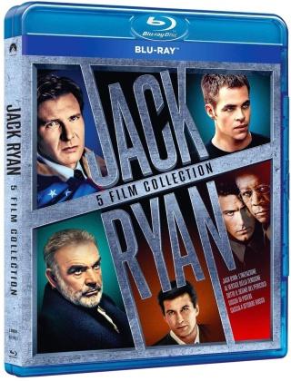 Jack Ryan - 5 Film Collection (Riedizione, 5 Blu-ray)
