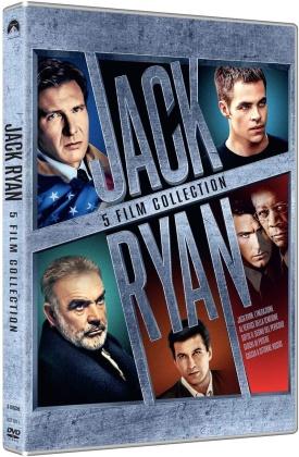 Jack Ryan - 5 Film Collection (Riedizione, 5 DVD)