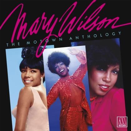 Mary Wilson - Motown Anthology (Digipack, 2 CDs)