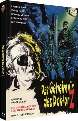 Das Geheimnis des Doktor Z (1966) (Cover A, Limited Edition, Mediabook, Blu-ray + DVD)