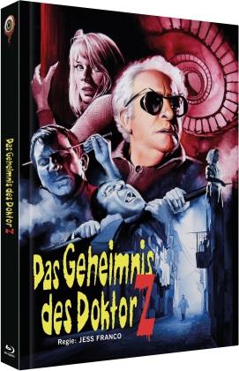 Das Geheimnis des Doktor Z (1966) (Cover B, Limited Edition, Mediabook, Blu-ray + DVD)