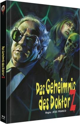 Das Geheimnis des Doktor Z (1966) (Cover C, Limited Edition, Mediabook, Blu-ray + DVD)
