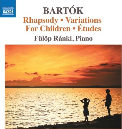 Fülöp Ránki & Béla Bartók (1881-1945) - Piano Works
