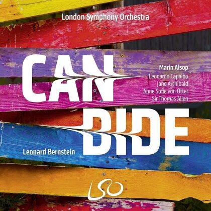 Leonard Bernstein (1918-1990), Marin Alsop, Leonard Capalbo, Jane Archibald, Anne Sofie von Otter, … - Candide (2 Hybrid SACDs)