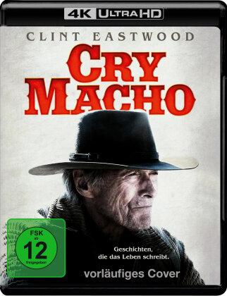Cry Macho (2021) (4K Ultra HD + Blu-ray)