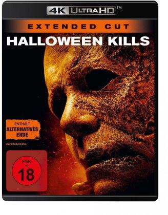 Halloween Kills (2021) (4K Ultra HD + Blu-ray)