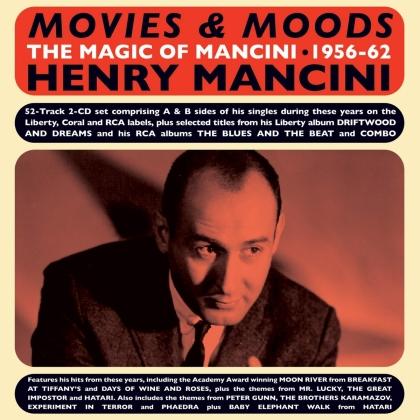 Henry Mancini - Movies & Moods: The Magic Of Mancini 1956-62 (2 CDs)