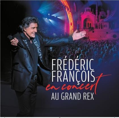 Frédéric François - En concert au Grand Rex 2019 (CD + DVD)
