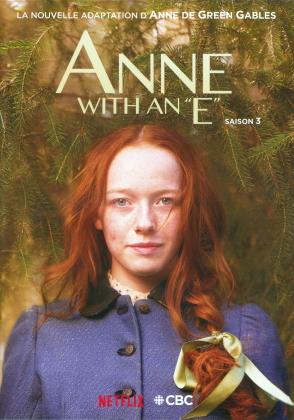 """Anne with an """"E"""" - Saison 3 (3 DVD)"""