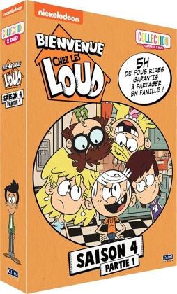 Bienvenue chez les Loud - Saison 4 - Partie 1 (2 DVD)