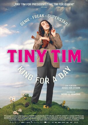 Tiny Tim - King for a day (2020)