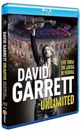 David Garrett - Unlimited - Live From The Arena Di Verona
