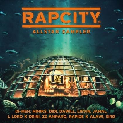 Rap City Allstar Sampler