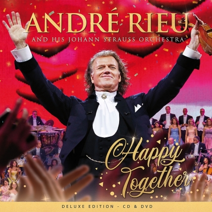 Andre Rieu - Happy Together (CD + DVD)