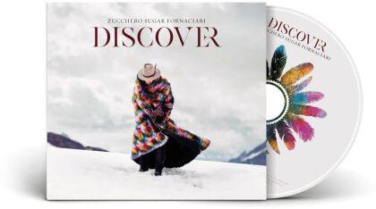 Zucchero - Discover - (Coveralbum)
