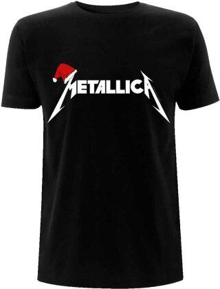 Metallica - Santa Hat Logo