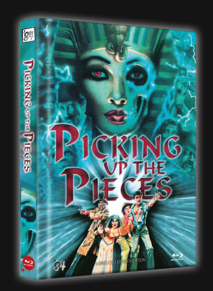 Bloodsucking Pharaos in Pittsburgh (1991) (Cover C, Limited Collector's Edition, Mediabook, Blu-ray + DVD)