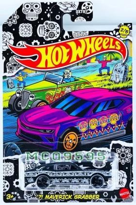 Hot Wheels Halloween - Maverick Grabber